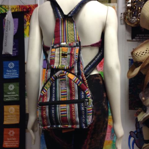Tribal Traveling Backpack