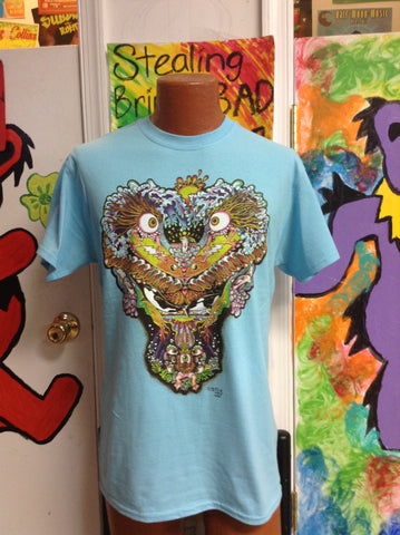 Surf's Up Eyeball Tee
