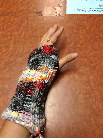Beyond Midnight Arm Warmer