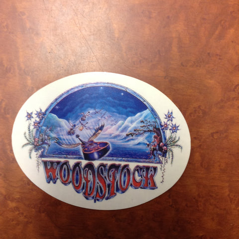 Angels Of Woodstock Sticker