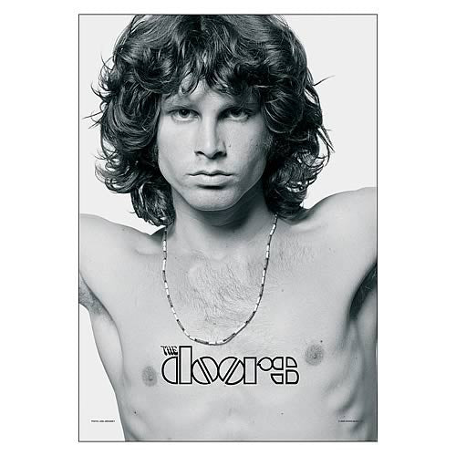 The Doors Fabric Poster