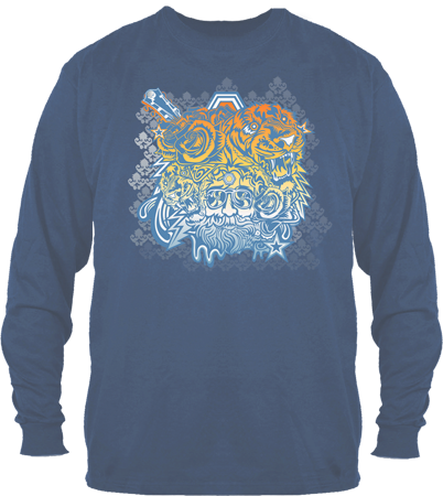 Garcia Tigers Long Sleeve Tee