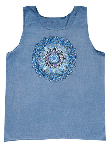 Celtic Knot Mandala Mens Tank Top
