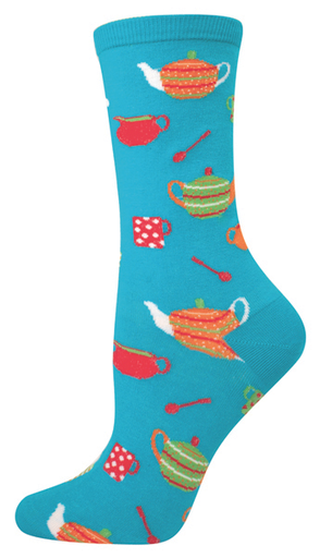 Womens Tea Party Socks