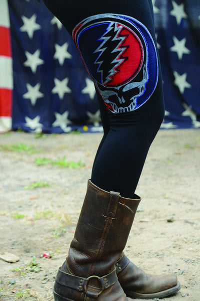 Grateful Dead SYF Bolt Leggings