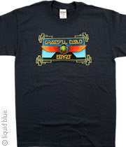 Grateful Dead Egypt T-shirt