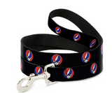 Assorted Grateful Dead Wide Dog leashes