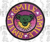 SMILE Dancing Bear Patch