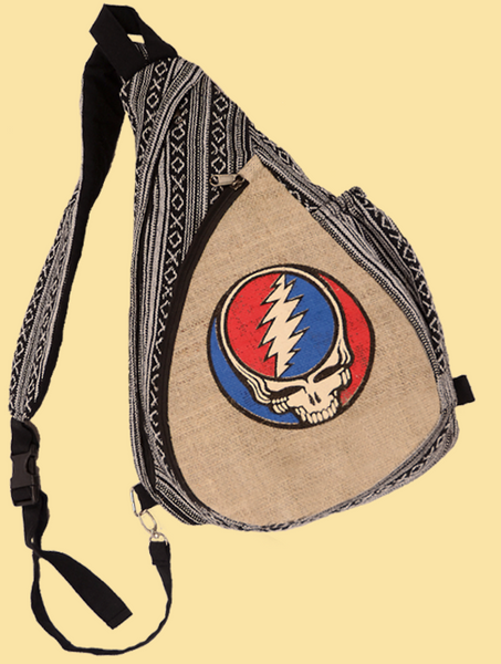Grateful Dead SYF Teardrop Bag