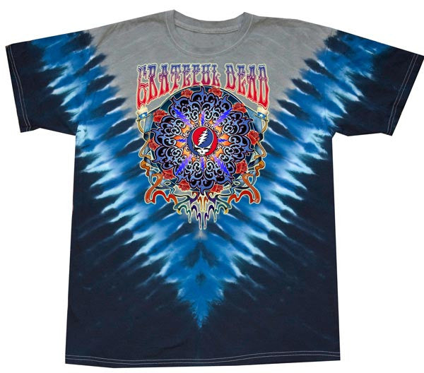 Grateful Dead New Years Tie Dye T-shirt