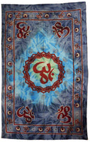 OHM Lotus Tapestry