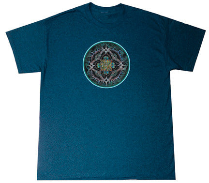 Alchemy Mandala Art Print T-Shirt