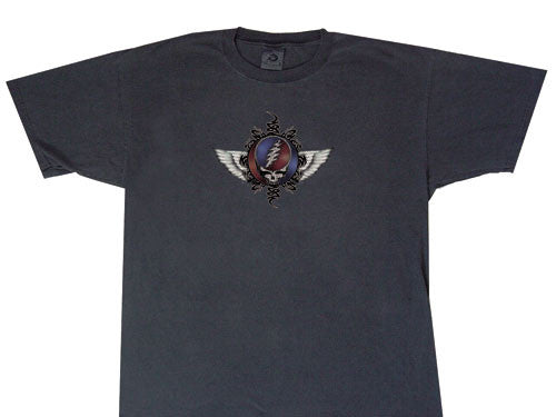 Grateful Dead Flying Skull T-shirt