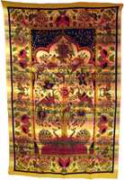 Temple Tree of Life Tapestry