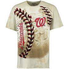 Nationals Hardball T-Shirt MLB