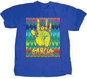 Jerry Garcia Blotter Art T-Shirt