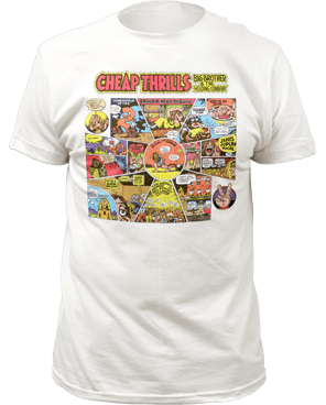 Mens Big Brother & The Holding Co. Cheap Thrills T-shirt