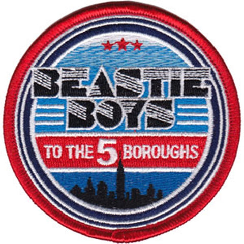 Beastie Boys Patch