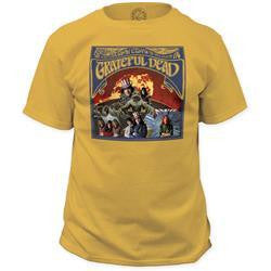 DISCONTINUED Grateful Dead First Album T-shirt
