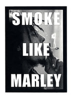 Smoke Like Marley Sticker