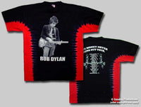 Bob Dylan The Money Never Runs Out Tour Tie Dye T-Shirt