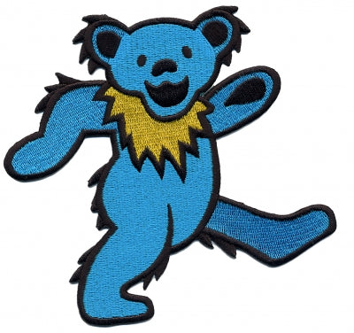 5 Inch Assorted Dancing Bear Patch