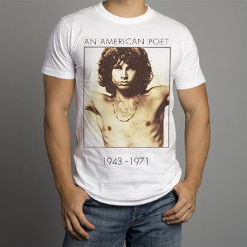 The Doors Jim Morrison American Poet T-Shirt
