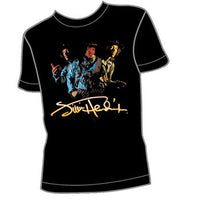 Jimi Hendrix Smash Hits T-Shirt