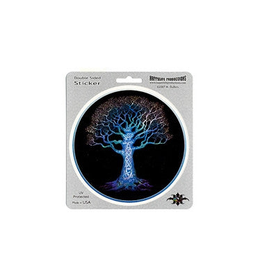 Celtic Tree Sticker
