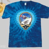 Fire On The Mountain Grateful Dead Ski T Shirt