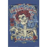 Grateful Dead Fillmore Concert Poster