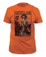 Grateful Dead Orange Bertha T-Shirt