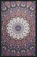 Glow in the Dark Indian Star Tapestry