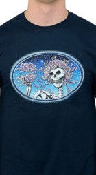 Grateful Dead Batik Bertha LS T-shirt
