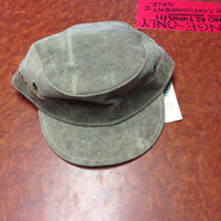 Recycled Canvas Messenger Hat