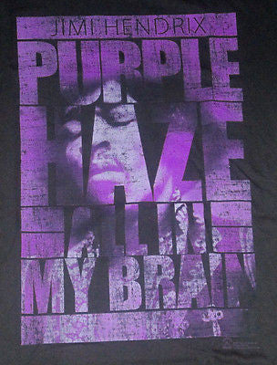Jimi Hendrix All In My Brain T-shirt