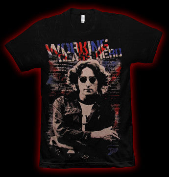 John Lennon Working Class Hero T-shirt