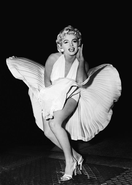 Marilyn The Legend Poster