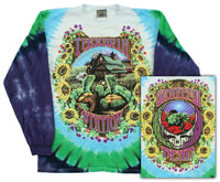Grateful Dead Terrapin Station Tie-dye LS T-shirt