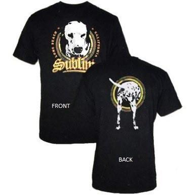 Sublime Lou  Dog T Shirt
