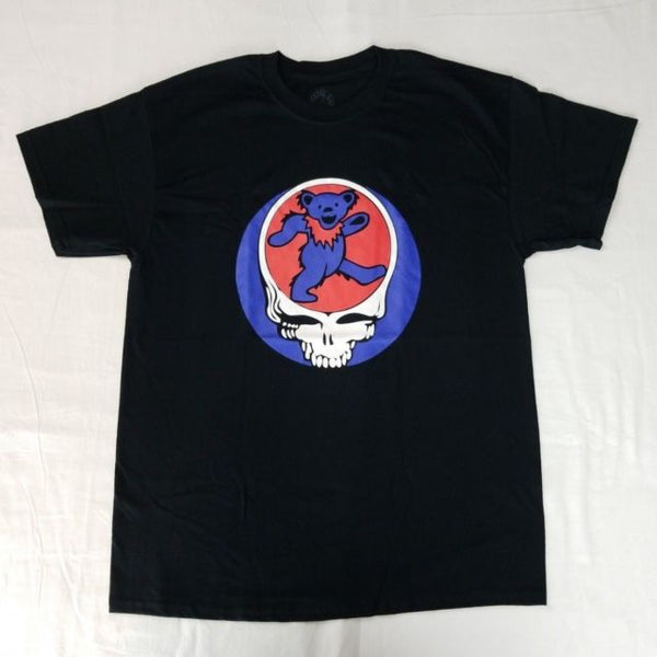 Mens Grateful Dead Steal Your Bear T Shirt