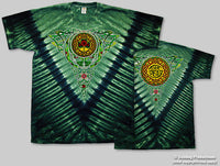 Grateful Dead Celtic Knot Tie-Dye T-Shirt