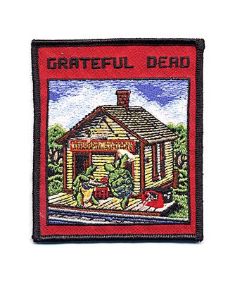 Grateful Dead Terrapin Station Patch