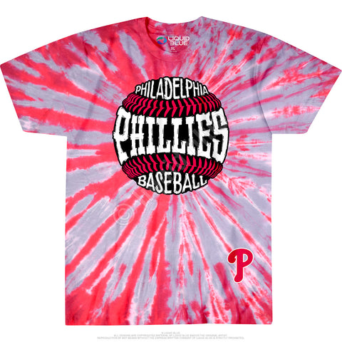 Phillies Burst Tee MLB