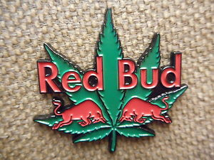 Red Bud Hat Pin
