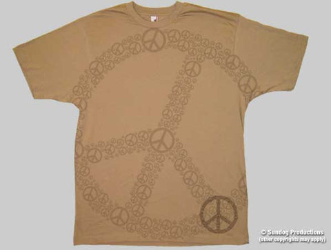 Lots Of Peace T Shirt