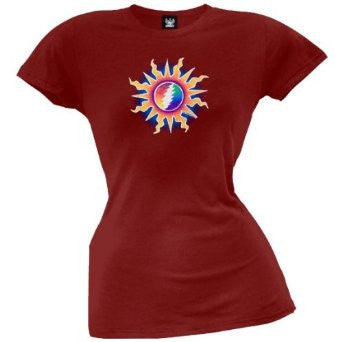 Grateful Dead Sunshine Daydream Womens T-Shirt