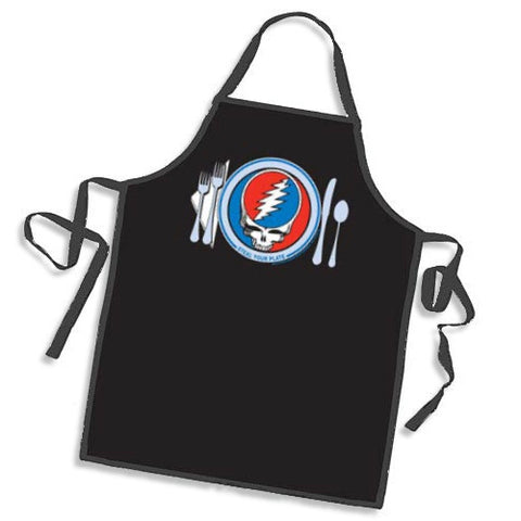 Grateful Dead Steal Your Plate Adjustable Apron