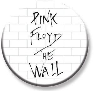 Round Pink Floyd Wall Patch