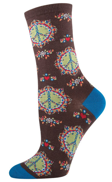 Peace n Luv Womens Sock
